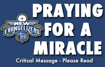 2013 We Need a Miracle Giving Campaign